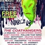  SXSW - A Band and A Blog 2  (Free) w/ The Coathangers, DJ Car Stereo (Wars), Quiet Hooves, La Snacks, Videohippos 