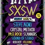 Dim Mak SXSW Showcase feat. Steve Aoki, Crystal Method, Pase Rock & More!
