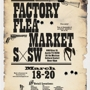  SXSW American Apparel Factory Flea Market Day 3