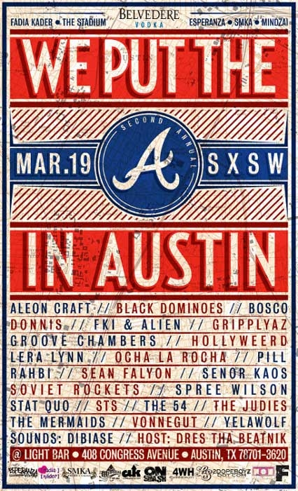 SXSW - We Put the A In Austin (Free)