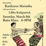 Rattletree Marimba and Libby Kirkpatrick!  African Dance Party