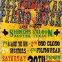 the 3rd annual- BEST OF TEXAS PIANO ROCK Day Party