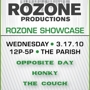 Rozone Productions Day Show (Free)