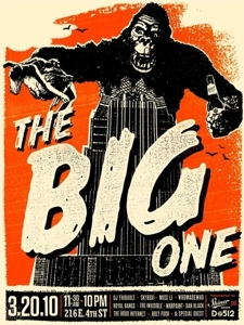 Do512 & Shiner Present: The Big One 2010 (RSVP Required)