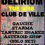 Acid Rock Delirium @ Club De Ville