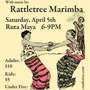 Rattletree Marimba hosts a Family Dance Party at Ruta Maya