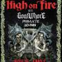 High On Fire w/ Goatwhore, Lo-Pan