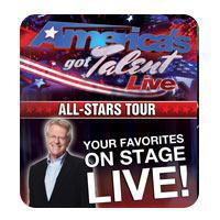 America's Got Talent Live All-Stars Tour
