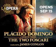 LA Opera & KCRW Present THE TWO FOSCARI Opera NIght