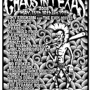 Chaos in Tejas w/ Dillinger 4, Leatherface, The Marked Men, Straight Jacket Nation, Iron Lung, Hatred Surge, and more (Outside)