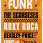 Roxy Roca * The Scorseses (New Orleans)  * Beasley/Price