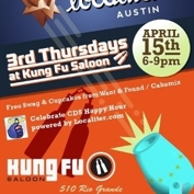  RSVPs CLOSED - Localiter Third Thursdays at Kung Fu Saloon - Companies that Don't Suck (CDS) Happy Hour powered by Localiter.com