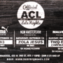 New Amsterdam. Presents: Official ACL Late Nights with Zola Jesus DJ Set and DJ Honeycomb
