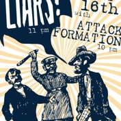 LIARS and Attack Formation