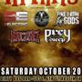 Static-X, ILL Nino, 9 Electric, Shogun, & More!