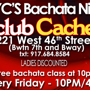 Bachata Night with DJ Alejandro