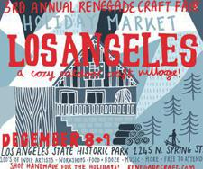 Renegade Craft Fair Holiday Market