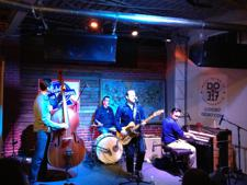 PBR Lounge Session: JD McPherson