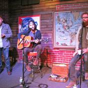 PBR Lounge Session: Blitzen Trapper