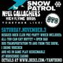Do312, Fanfound, and Reggie's presents: Snow Patrol / Noel Gallagher Package Experience!