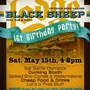 Black Sheep Lodge First Birthday Party, RSVP to get on the Do512 tab!