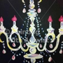 "Painting With A Twist - ""Chandelier"""