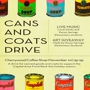  Cans and Coats Drive