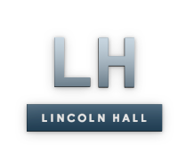 Lincoln-hall-logo_poster