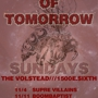  Shadows of Tomorrow with special guest BoomBaptist and Supre Villians