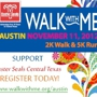 Easter Seals Central Texas Walk With Me 2K & 5K