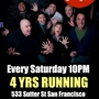 Every Saturday Night Secret Improv Society