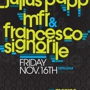Fun, MOvember Fundraising, Fashion party + GUEST DJS JULIUS PAPP & DJ MFR + CICCIOS