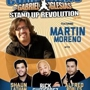  Comedians of Gabriel Iglesias Stand Up Revolution Tour!