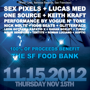 Future Sound Music Fest 2012 :: Benefit for the SF Food Bank w/ Trevor Simpson, Sex Pixels, Lucas Med, Keith Kraft + MORE
