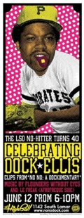 40th Anniversary of the Dock Ellis LSD No-Hitter @ The Highball w/ Le Freak &amp; Flounders Without Eyes