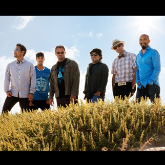 Ozomatli with Buyepongo, comedians from Gabriel Iglesias' Stand-Up Revolution: Edwin San Juan, Tony Baker & Nick Guerra, and Sub