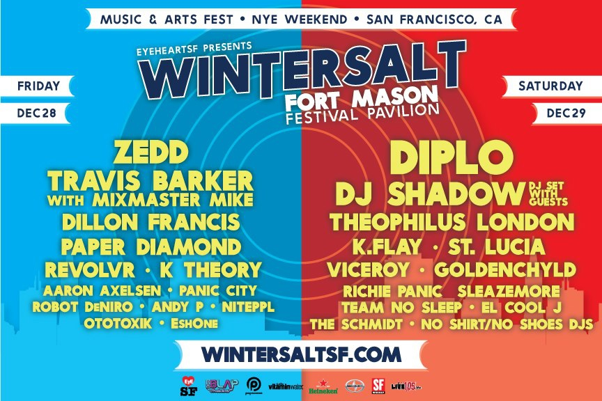WinterSalt Music Festival