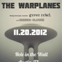  The Warplanes