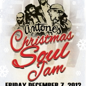 Antone's Christmas Soul Jam Suite 709 w/ Tje Austin, Ben Baxter Band, &amp; Good Shive Low