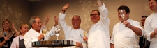 Charity Auction featuring Wolfgang Puck, Nancy Silverton, Paul Bartolotta and More!