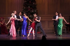 Nutcracker Swings Presented by the City Ballet of Los Angeles