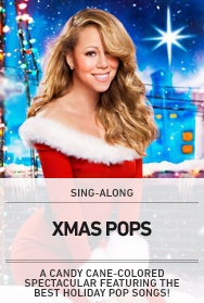 The Xmas Pops Sing-Along