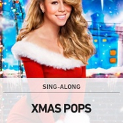 Action Pack presents:  The Xmas Pops Sing-Along
