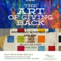 Cedar Springs Austin presents The Art of Giving Back benefiting PCC