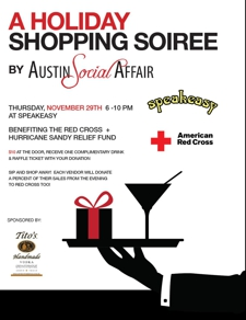 Austin Social Affair's Holiday Shopping Soiree