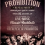 J. BLACK'S Prohibition Repeal Party!