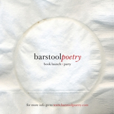 Barstool Poetry Book Launch + Party