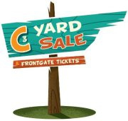 C3 Presents and Front Gate Tickets Present: Yard Sale Benefiting Kids in a New Groove