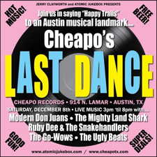 Cheapo's Last Dance