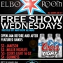 Free Show Wednesdays! + Drink Specials!
